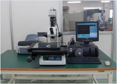顕微鏡測定機