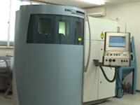 型彫り用レーザー加工機